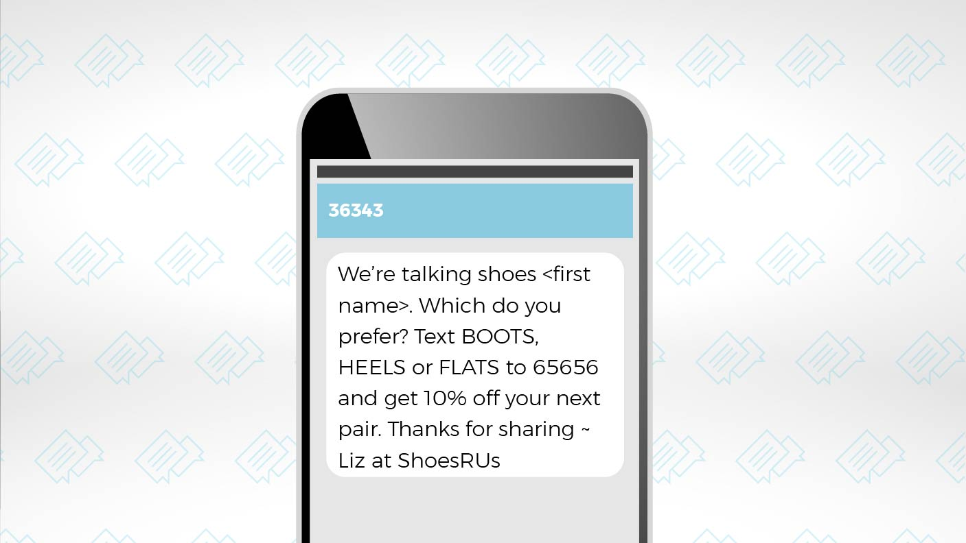 11 Ways to Use SMS Messages for Marketing Results 1
