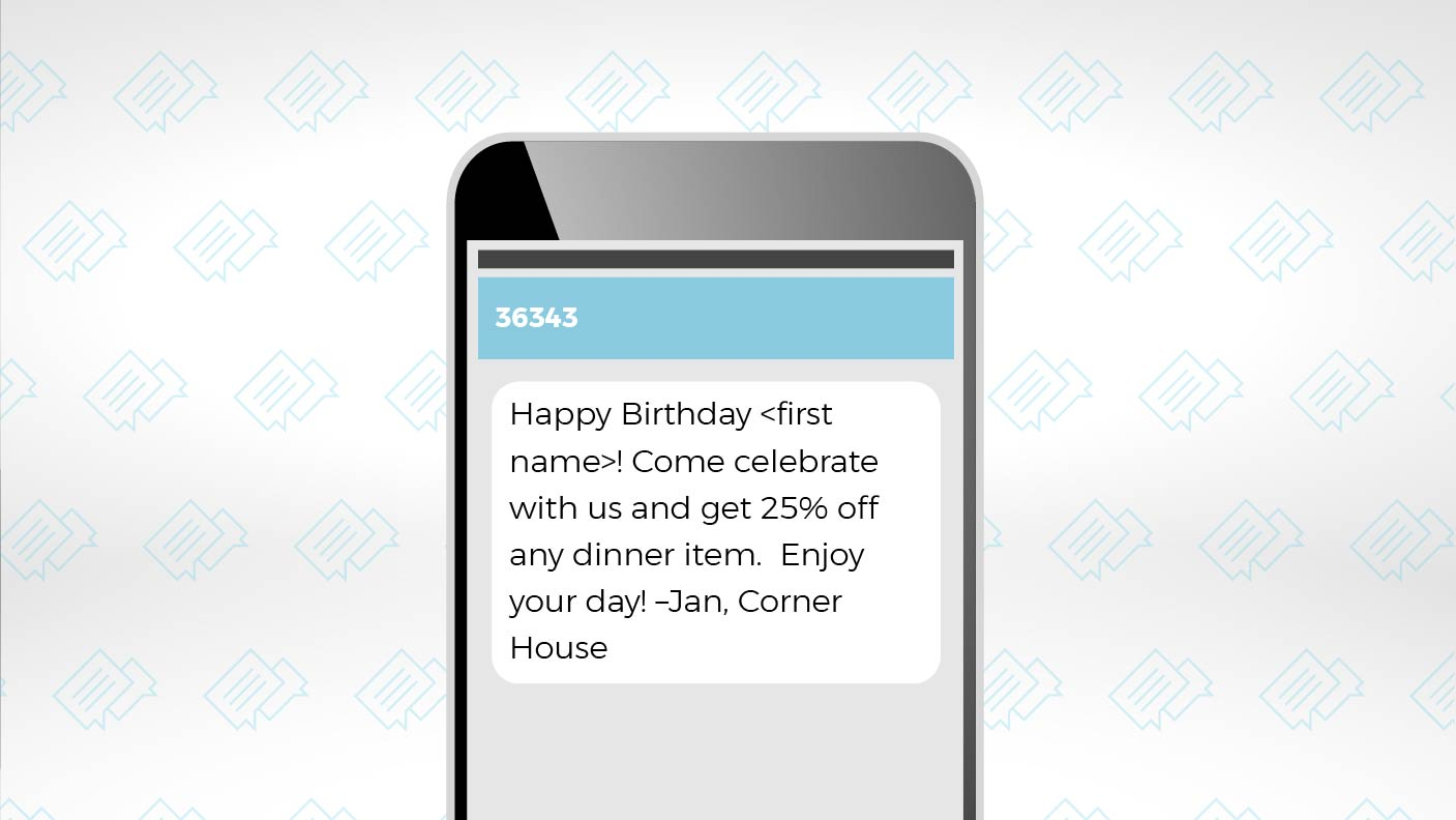 11 Ways to Use SMS Messages for Marketing Results 3
