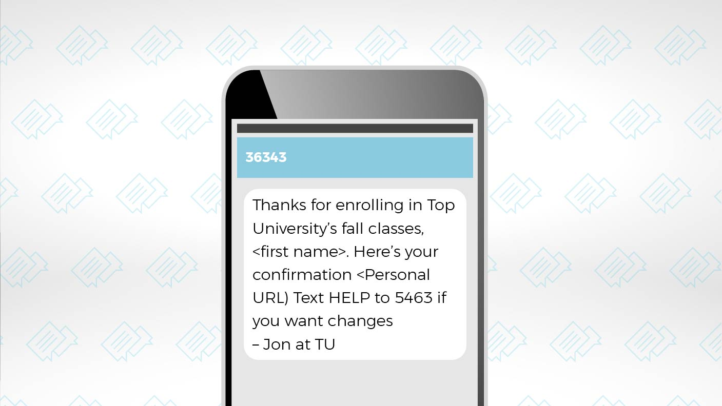 11 Ways to Use SMS Messages for Marketing Results 9