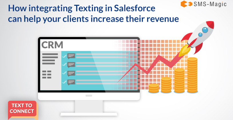 Use SMS Messages in Salesforce to Drive Revenue