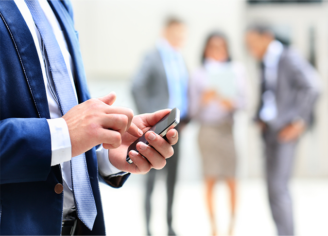 SMS Messages Move Businesses Beyond Transactions