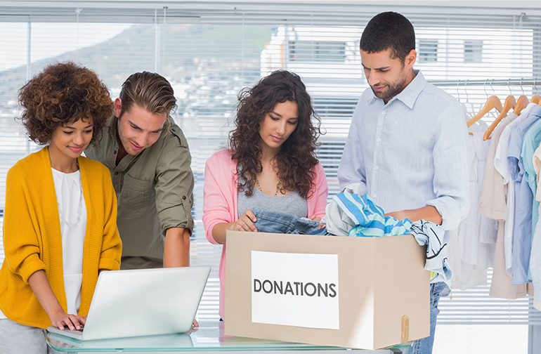 Use SMS Messages to Engage Donors in Fundraising
