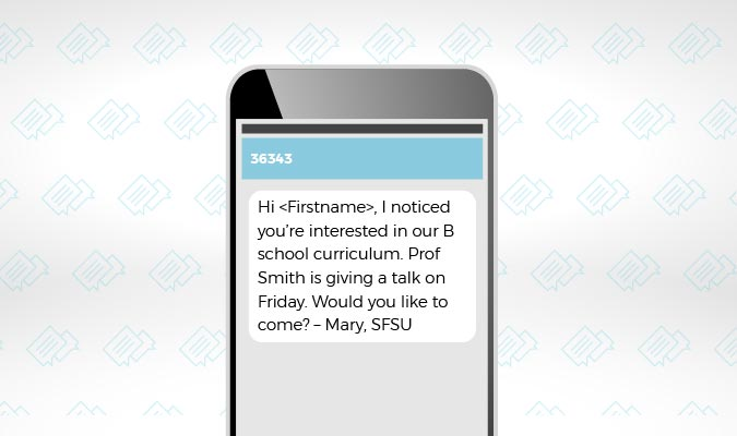 Automation Isn't Just for Email: SMS Messages Gain Traction 4