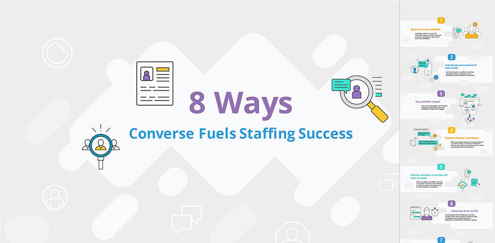 8 Ways SMS Messages for Staffing Fuels Success