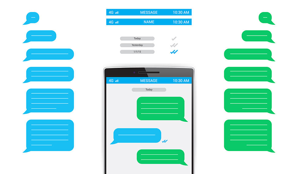 How To Use Text Message Templates in Business